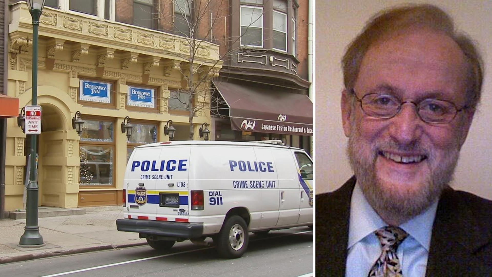Dr Howard Baker: Psychiatrist dead in auto erotic asphyxiation