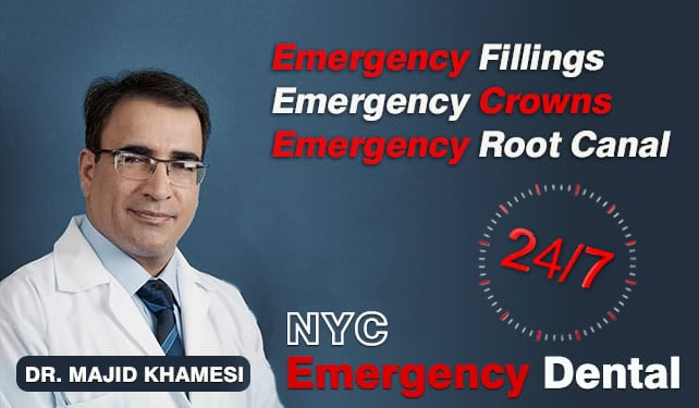 Dr. Majid Khamesi NYC dentist