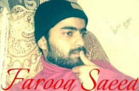 Is Farooq Saeed possible ISIS San Bernardino shooting suspect?
