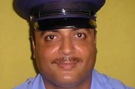 Why did Guarionex Candelario Puerto Rico cop kill 3 fellow officers?