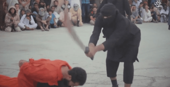 ISIS behead two Libyan sorcerers for practicing magic