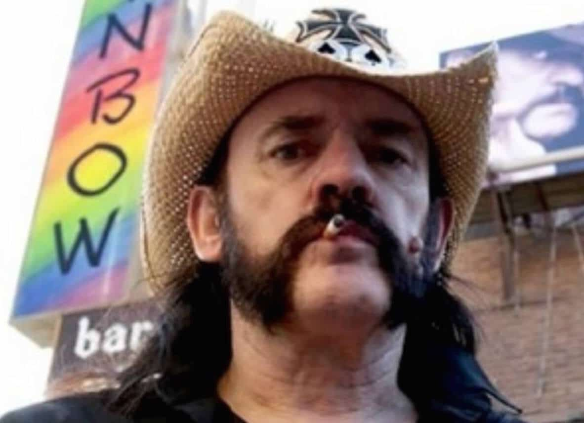 A bottle of Jack a day' Ian Lemmy Kilmister of Motorhead dead