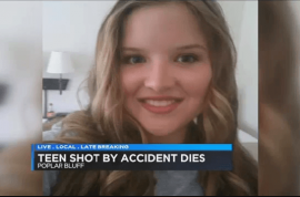 Just an accident? Kaitlyn Pullam Missouri teen shot dead by dad