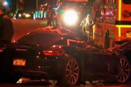 'I want to kill myself,' Kyung Song fatal Porsche driver kills passenger girlfriend