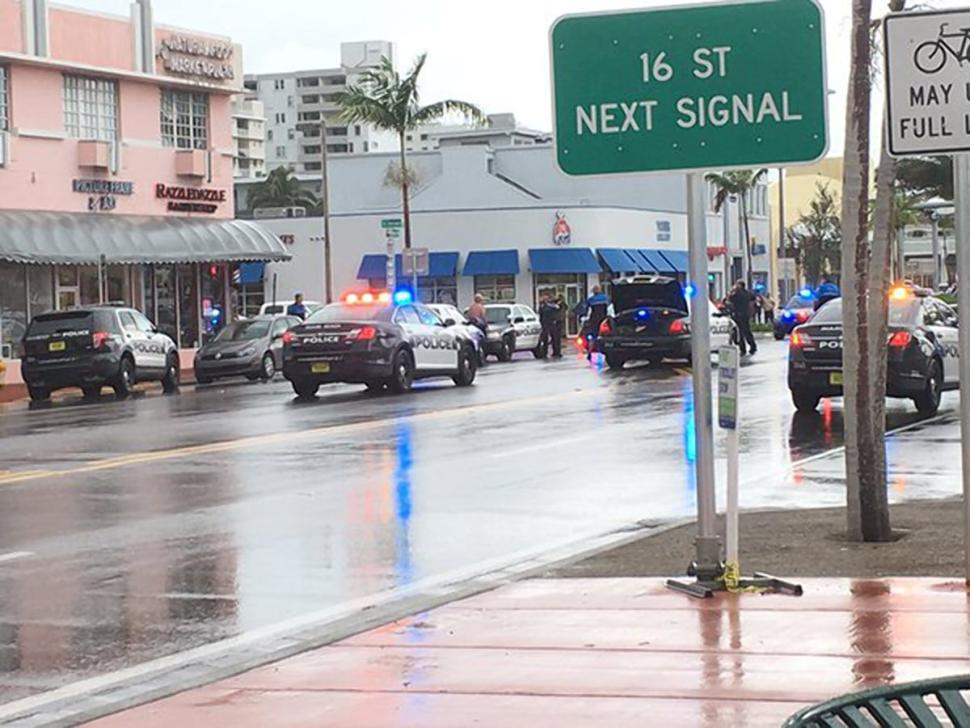 Miami bank robber killed cops
