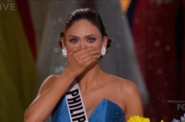 Two minute scare: Miss Philippines Pia Alonzo Wurtzbach wins Miss Universe 2015