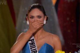 Two minute scare: Miss Philippines Pia Alonzo Wurtzbach wins Miss Universe 2015