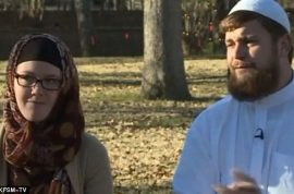 Islamophobia? Muslim couple Alan and Daphne Crawford booted from Arkansas mall