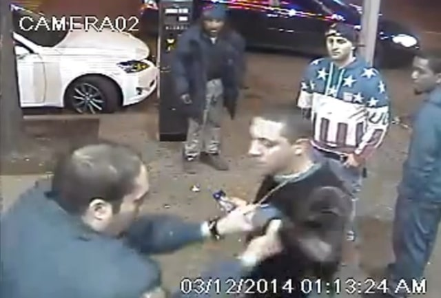 NYPD cop Jonathan Munoz indicted