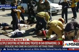 San Bernardino shooting leaves 14 dead. Why did 3 gunmen target Inland Regional Center?