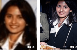 Why did Rohinie Bisesar do it? MBA graduate arrested after mystery stabbing