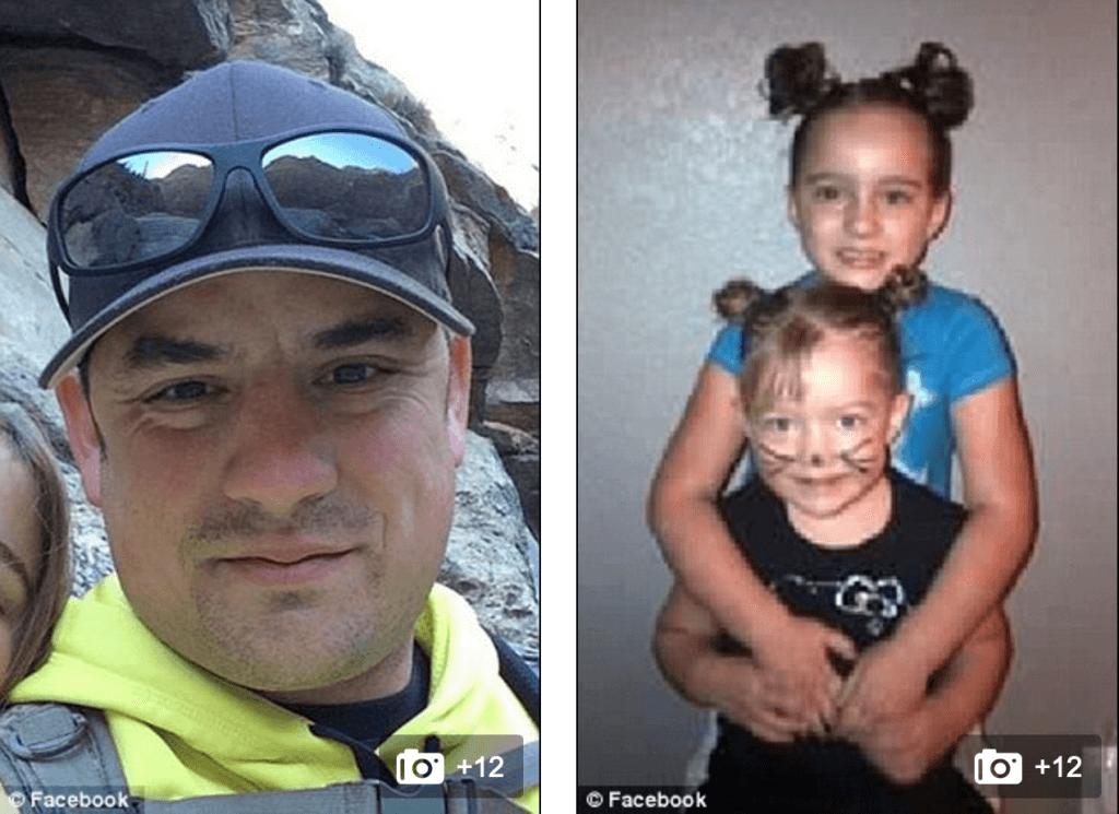 Levi Parker Arizona dad kills daughters