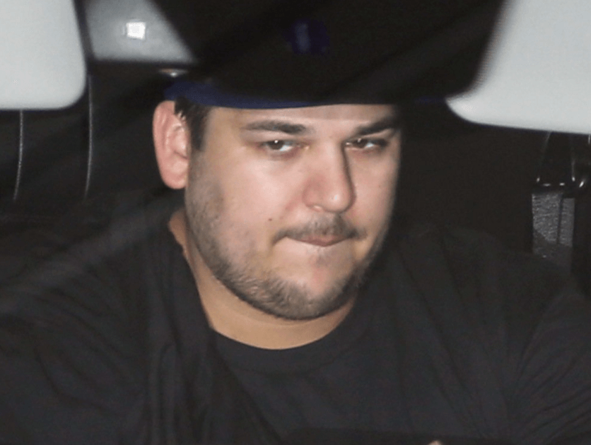 Rob Kardashian diabetes