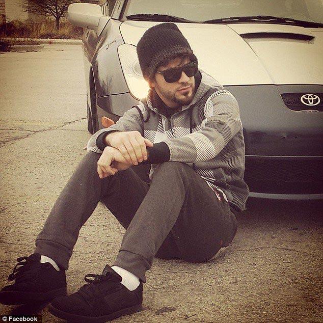 Al-Jayab hipster terrorist