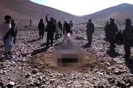 Confession, Al Qaeda stone Yemen woman to death for adultery