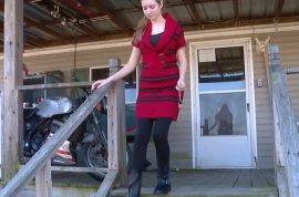 'Is her dress too short?' Amanda Durbin Kentucky schoolgirl forced to get on her knees