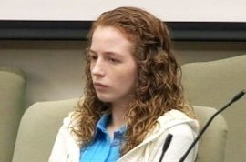 Amber Wright 15 year old teen guilty of dismembering boyfriend