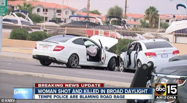 Yue Jiang Chinese woman killed Arizona road rage shooting