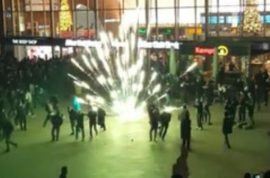 What now? Cologne rocked by 60 new years eve sex crimes at hands of 1000 migrants