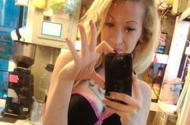 Photos: Courtney Campbell Bikini barista dies after coffee stand explosion
