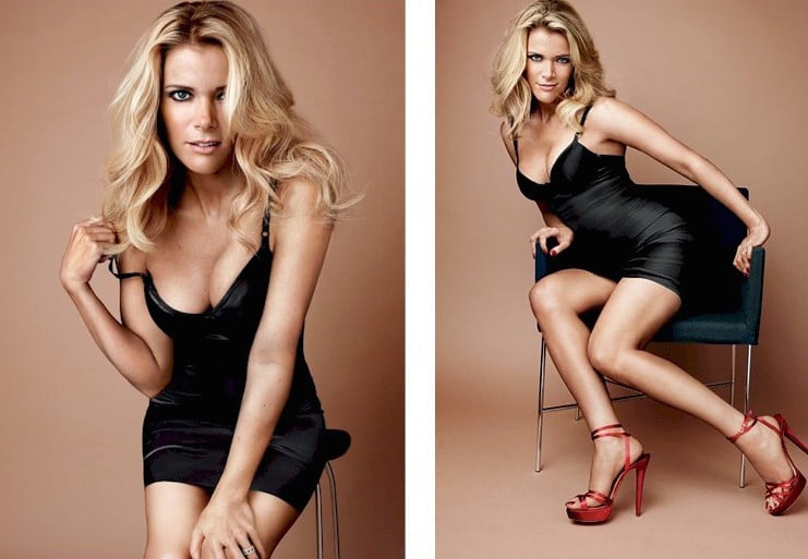 Donald Trump Megyn Kelly GQ photos