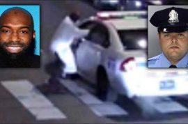 Why did Edward Archer ISIS gunman shoot Philadelphia cop 13 times?