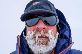 'I'm burned out' Henry Worsley dies 30 miles short of Antarctic solo goal