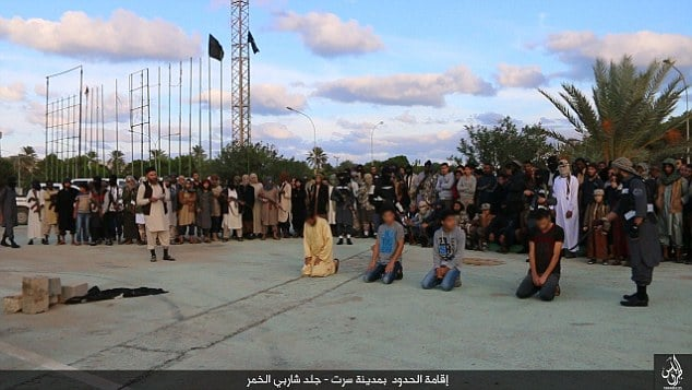 ISIS Libya executes three