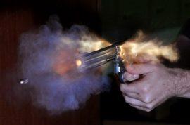 Jason McLemore, gunstore owner and teen son shot dead over $25 service fee