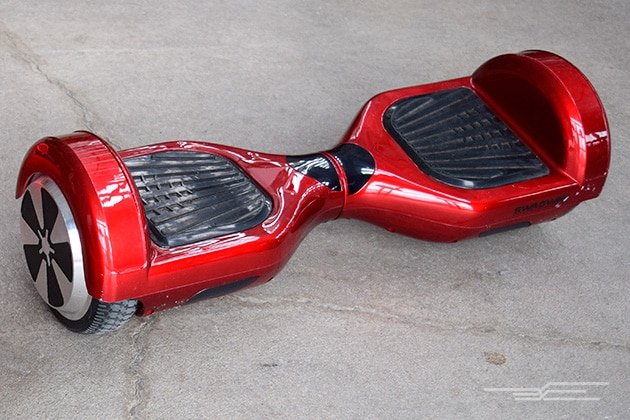 Jazzmyne Hester hoverboard