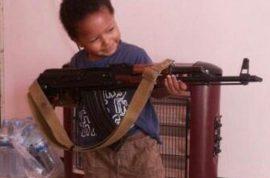 Who is Jihadi Junior aka Isa Dare? Stars in ISIS video