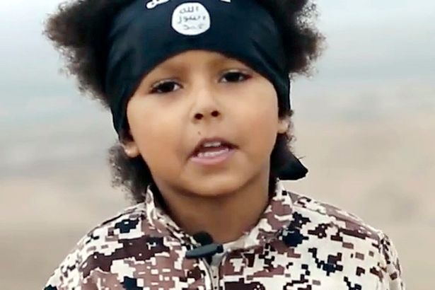 Jihadi Junior Isa Dare