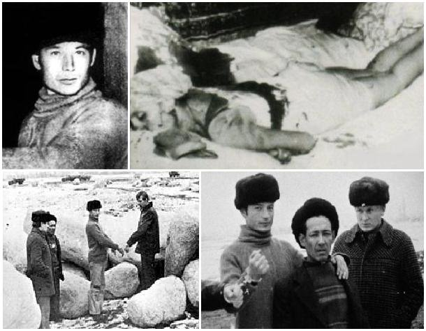 Kazakhstan cannibal Metal Fang