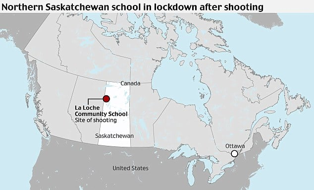 La Loche Community School shooter