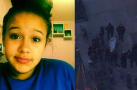 Who's to blame? Natalya Jimenez dies after jumping from one roof to another