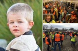 How did Noah Chamberlin die? Missing 2 year old found 7 days after hike