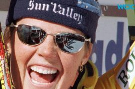 Picabo Street arrest: 'My dad slapped me first'
