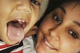'It was odorless' Sashalynn Rosa, NJ mom and one year old son die from carbon monoxide snow covered car