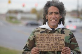 Ex homeless man, Ted Williams lands full time radio gig (at last).