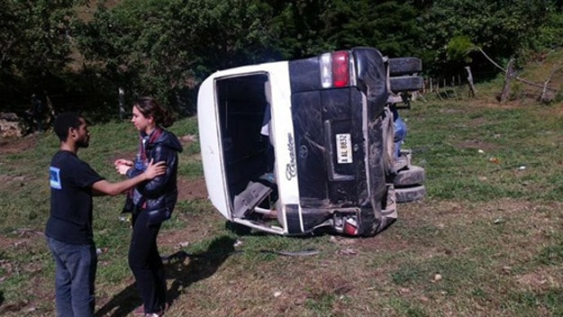 Three Columbia student volunteers killed in Honduras bus crash