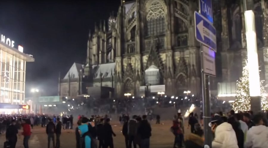 Cologne new years eve sex crimes