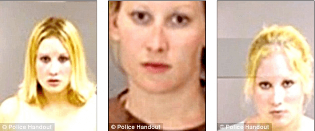 Jacqueline Eide arrested