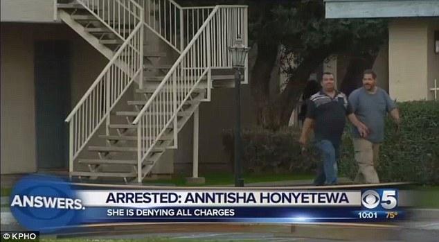 Anntisha Honwytewa