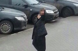 NSFW: Why? Moscow nanny carries child's decapitated head