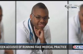 'I'm not a fraud' Malachi Love-Robinson fake teen doctor