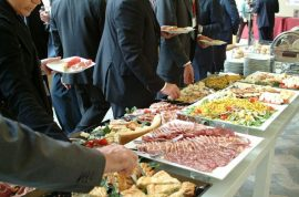 It's All About The Food: The Importance Of A Good Corporate Events Caterer