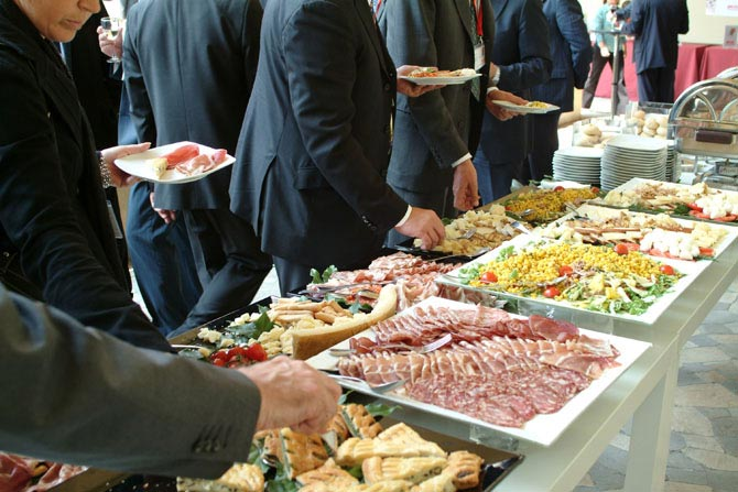 Good Corporate Events Caterer