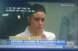Death threats, Casey Anthony launches photography business, Facebook fan page barraged.