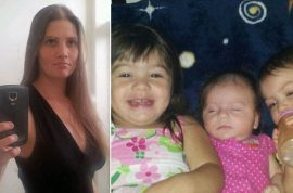 Postpartum psychosis? Carol Ann Coronado sentenced to life for stabbing 3 daughters dead