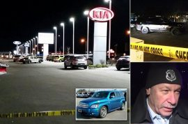 Why did Cracker Barrel Kalamazoo shooter kill seven?